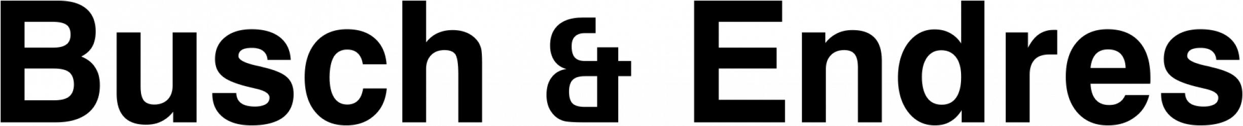Busch & Endres GmbH Logo