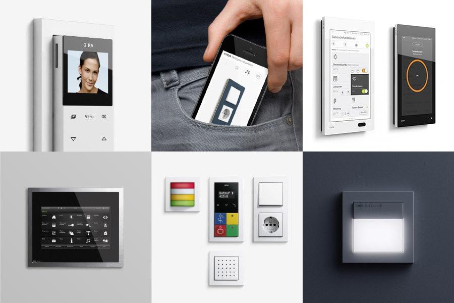 Gira Studiopartner - KNX, SmartHome, Gebäudetechnik